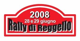1 Rally Reggello (2008)
