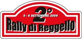 2 Rally Reggello (2009)