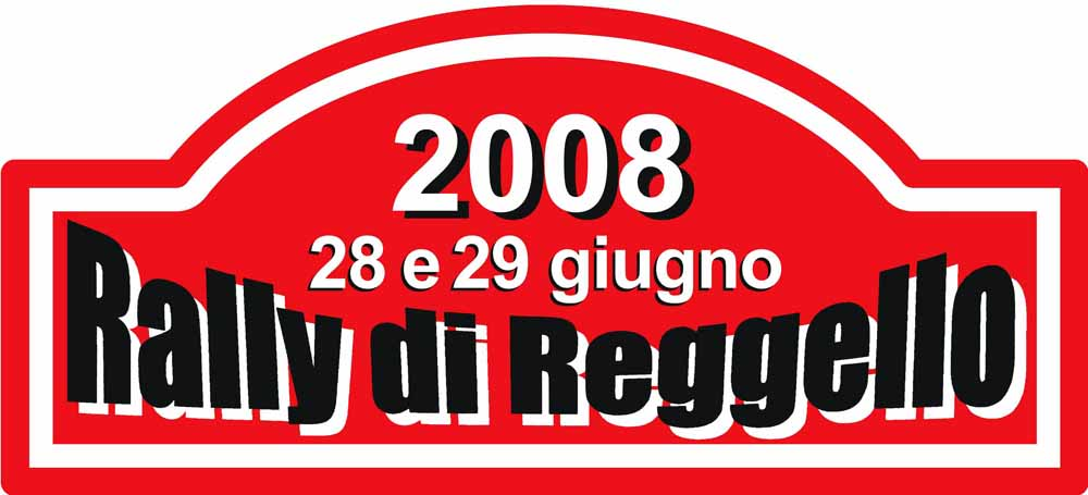 Classifiche rally reggello 2008