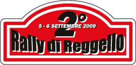 Classifiche Rally Reggello 2009